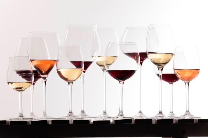 大きなワイングラスは雰囲気演出のためだった?ワイングラスのひ・ふ・み