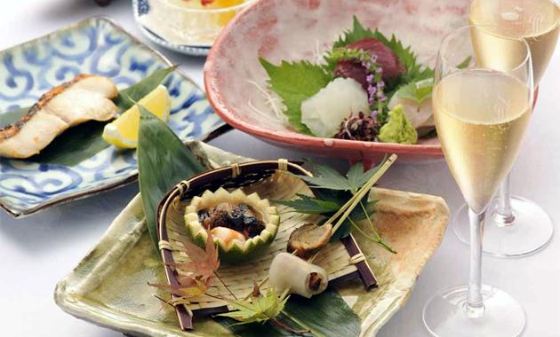 2月の和食とワインのマリアージュレッスン