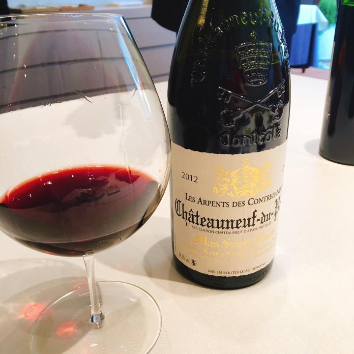 ワインのテースティングコメント解説  赤ワイン