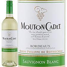 ムートン・カデ・ソーヴィニヨン・ブラン | エノテカ - ワイン通販